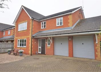 Thumbnail 4 bedroom detached house for sale in Cumberland Drive, Redbourn