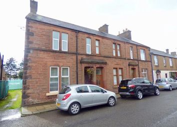 Thumbnail 3 bed end terrace house for sale in Townhead Street, Lockerbie, Dumfries And Galloway