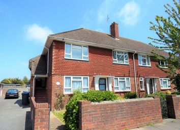 Thumbnail 2 bed flat for sale in Westcourt Road, Broadwater, Worthing