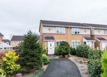Thumbnail 2 bed semi-detached house for sale in Garrow Close, Irthlingborough, Wellingborough