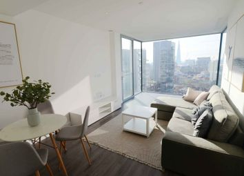 Thumbnail 2 bed flat to rent in Goodmans Field, Aldgate East