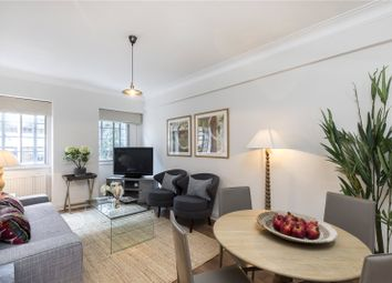 Thumbnail 2 bed flat for sale in Wigmore Court, 120 Wigmore Street, London