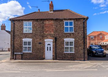 Thumbnail 2 bed semi-detached house for sale in Church Lane, Brandesburton, Driffield