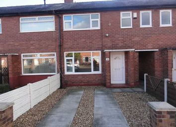 Thumbnail 2 bed mews house to rent in Statham Avenue, Orford, Warrington