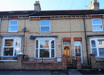 Thumbnail 2 bed terraced house for sale in Eastleigh Road, Taunton