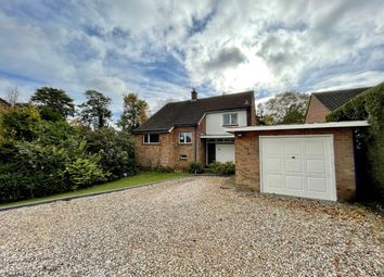 Thumbnail 4 bed detached house for sale in Sheppard Road, Basingstoke