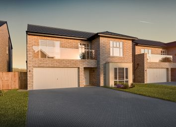 Thumbnail 5 bed detached house for sale in Leeming Lane, Dishforth