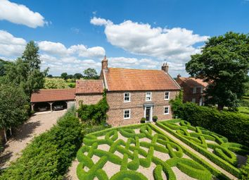 Thumbnail 5 bed country house for sale in The Green, Aldwark, Alne, York