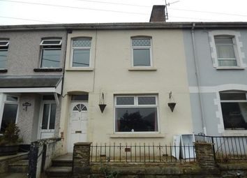 Thumbnail 3 bedroom terraced house for sale in West View Terrace, Six Bells