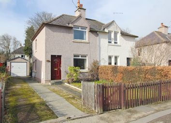 Thumbnail 3 bedroom semi-detached house for sale in Maxwell Drive, Inverness