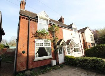 Thumbnail 3 bedroom semi-detached house for sale in Chapel Lane, Thorpe St. Andrew, Norwich