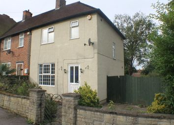 Thumbnail 3 bed end terrace house to rent in Smarden Grove, London