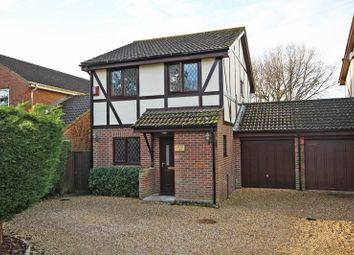 Thumbnail 3 bed link-detached house for sale in Lower Ashley Road, Ashley, New Milton