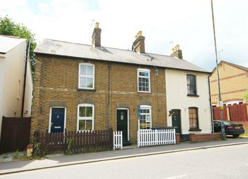 Thumbnail 2 bed terraced house for sale in Station Road, Sawbridgeworth, Hertfordshire