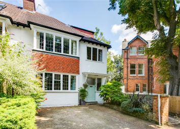 Thumbnail 4 bed end terrace house for sale in Avenue Gardens, London