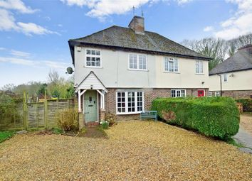 Thumbnail 3 bed semi-detached house for sale in Shillinglee Road, Plaistow, West Sussex