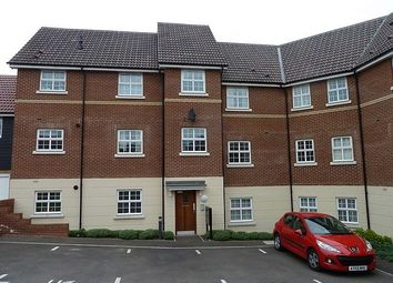 Thumbnail 2 bedroom flat to rent in Kittiwake Court, Stowmarket