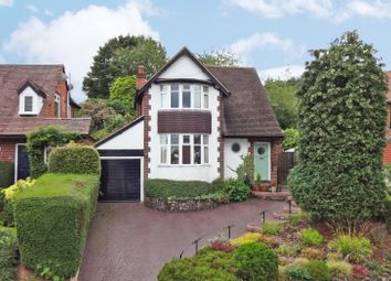 Thumbnail 3 bed detached house for sale in Reservoir Road, Cofton Hackett