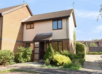 Thumbnail 1 bed end terrace house to rent in Eldridge Close, Abingdon