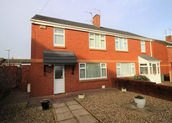 Thumbnail 3 bed semi-detached house for sale in Kenilworth Close, Keynsham, Bristol