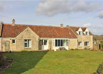 Thumbnail 4 bed detached house to rent in Tyning Road, Bathampton, Bath