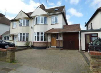 Thumbnail 4 bed semi-detached house for sale in Southend-On-Sea, Essex, England