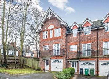 Thumbnail 4 bed town house for sale in Oakhurst Place, Cherrydale, Watford, Hertfordshire