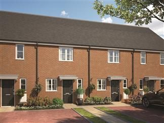 Thumbnail 2 bed terraced house for sale in Headlands Grove, Swindon