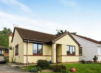 Thumbnail 3 bed detached bungalow for sale in Belmont Close, Kingsteignton, Newton Abbot