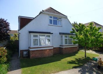 Thumbnail 4 bed bungalow for sale in Haslemere Gardens, Hayling Island