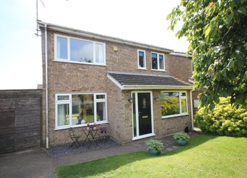 Thumbnail 4 bed detached house for sale in Bury Green, Little Downham, Ely