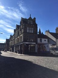 Thumbnail 1 bed flat to rent in Church Street, St. Andrews