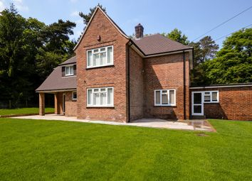 Thumbnail 4 bed detached house to rent in Church Lane, Coldwaltham