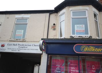 Thumbnail 2 bed flat to rent in Holderness Road, Hull