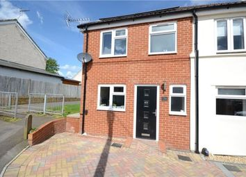 Thumbnail 3 bed end terrace house for sale in Gordon Road, Farnborough, Hampshire