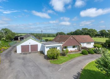 Thumbnail 4 bed farmhouse for sale in Cowbeech Road, Near Rushlake Green