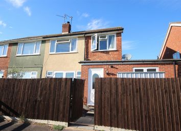 Thumbnail 4 bed semi-detached house for sale in Highfield Walk, Yaxley, Peterborough