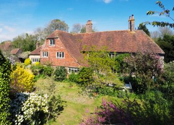 Thumbnail 5 bed detached house for sale in Wartling Road, Wartling, East Sussex