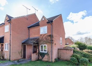 Thumbnail 2 bed end terrace house to rent in Broadhurst Gardens, Littlemore, Oxford