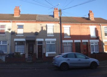 Thumbnail 2 bed terraced house to rent in Gresham Street, Stoke, Coventry