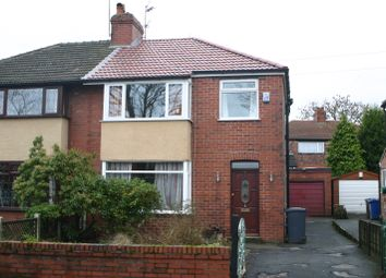 Thumbnail 3 bed semi-detached house to rent in Derby Road, Whitefield