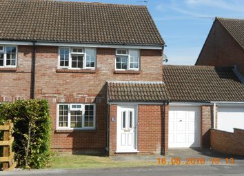 Thumbnail 3 bed semi-detached house to rent in Manor Fields, Bratton, Westbury