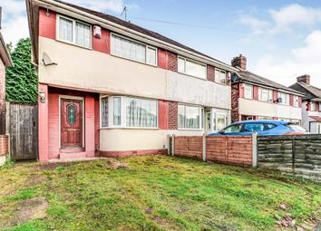 Thumbnail 3 bed semi-detached house for sale in Dunedin Road, Great Barr, Birmingham