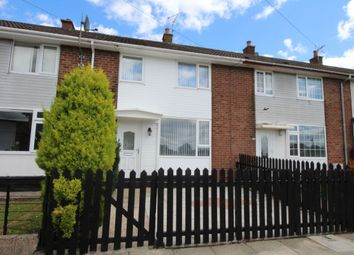 Thumbnail 3 bed terraced house to rent in Carnroe Drive, Greenisland, Carrickfergus