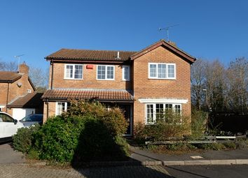 4 bed detached house for sale in Frome Close, Marchwood SO40