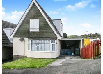Thumbnail 3 bed link-detached house for sale in Trem Arfon, Llanrwst