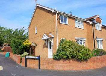 Thumbnail 3 bed semi-detached house for sale in Nesfield Close, Scarborough