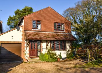Thumbnail 4 bed detached house for sale in Kingsley Common, Kingsley, Bordon