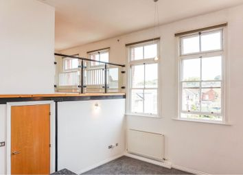 Thumbnail 2 bed flat for sale in Euclid Street, Swindon