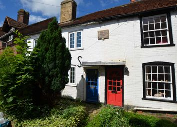 Thumbnail 1 bed cottage for sale in Church Street, Chesham